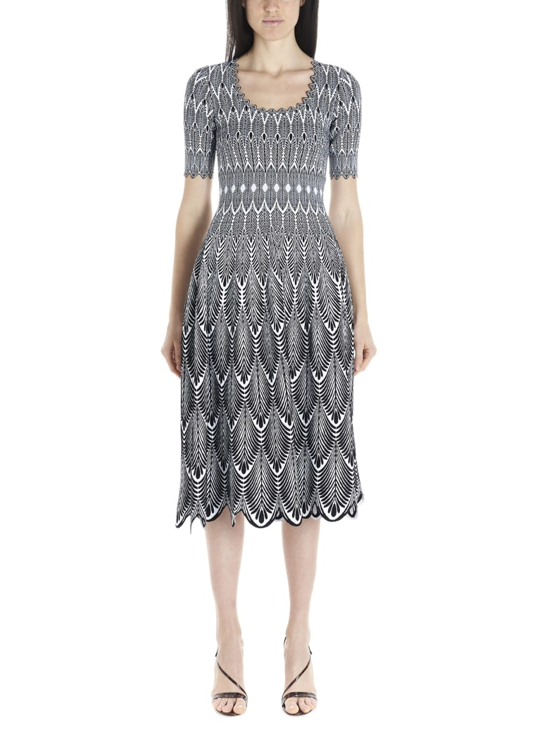 Antonino Valenti 'emera' Dress - Black&White
