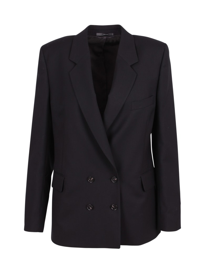 Paul Smith Wool Blazer - Black