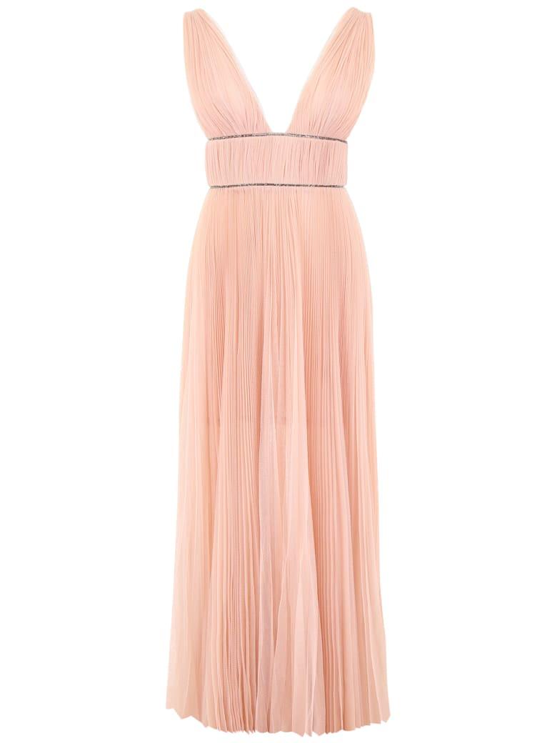 Maria Lucia Hohan Kylie Dress - NUDE (Pink)