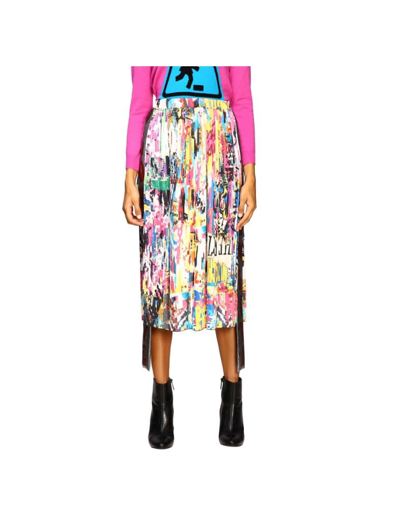 Ultrachic Skirt Skirt Women Ultrachic - multicolor