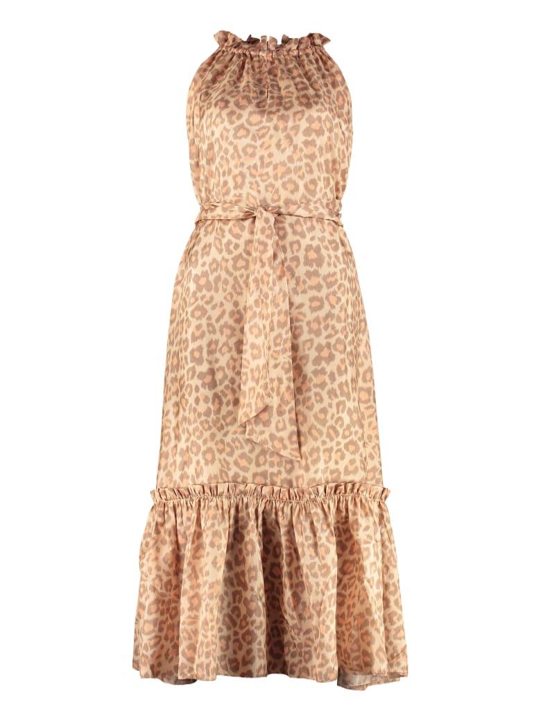 Zimmermann Kirra Printed Dress With Wrinkles