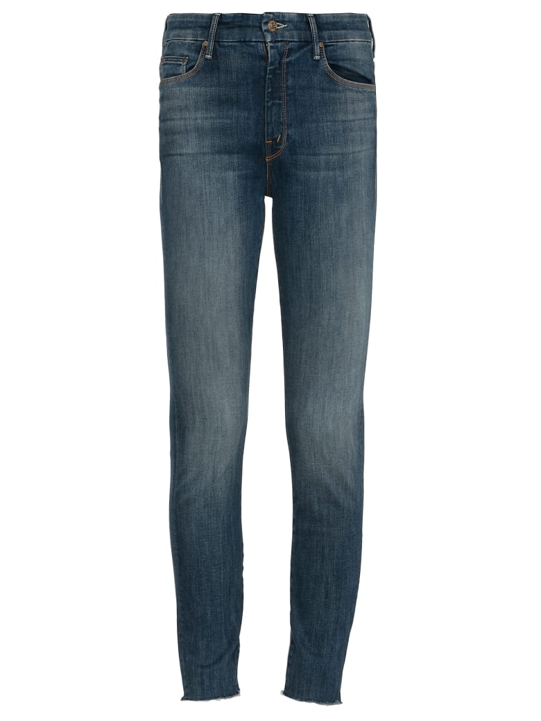 Mother Cotton Jeans - Not Rough Enough