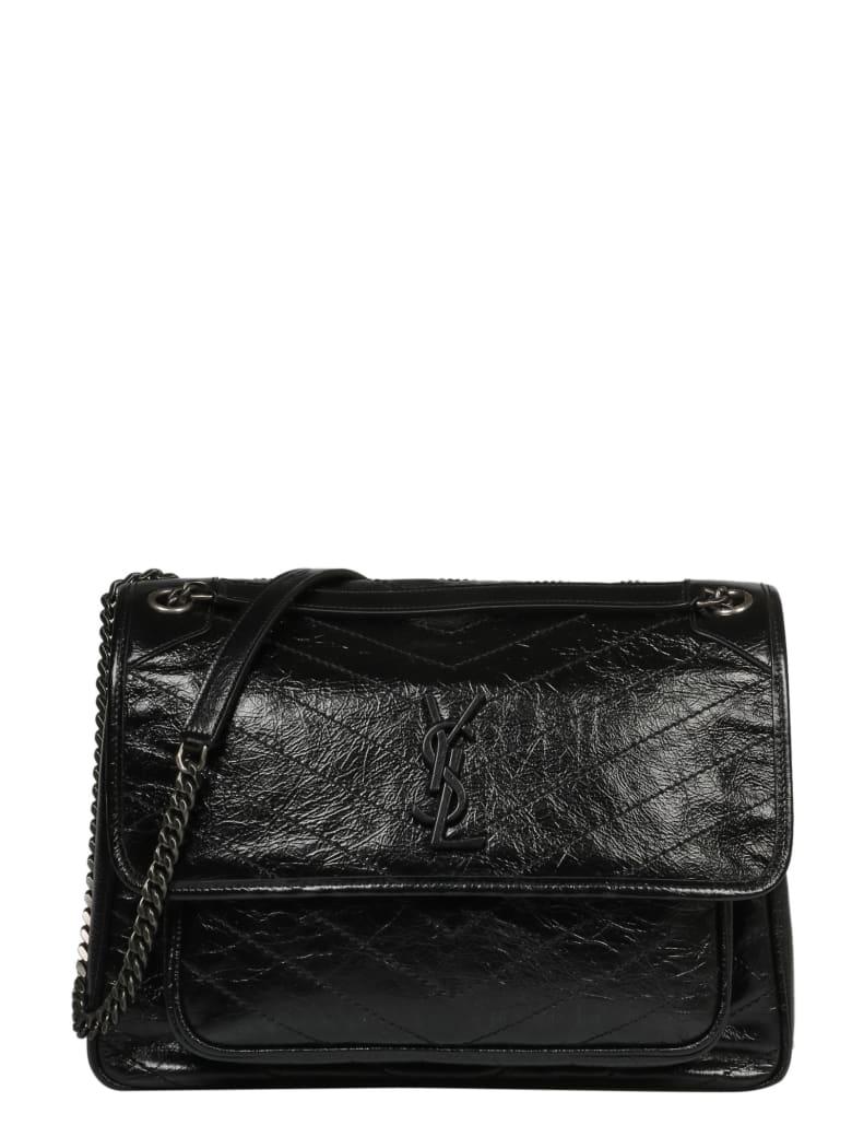 Saint Laurent Shoulder Bag - Black
