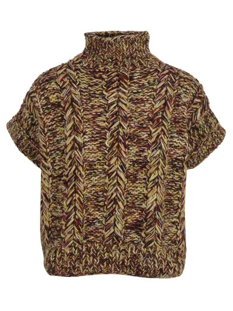 Ganni Knit Jumper - MULTI
