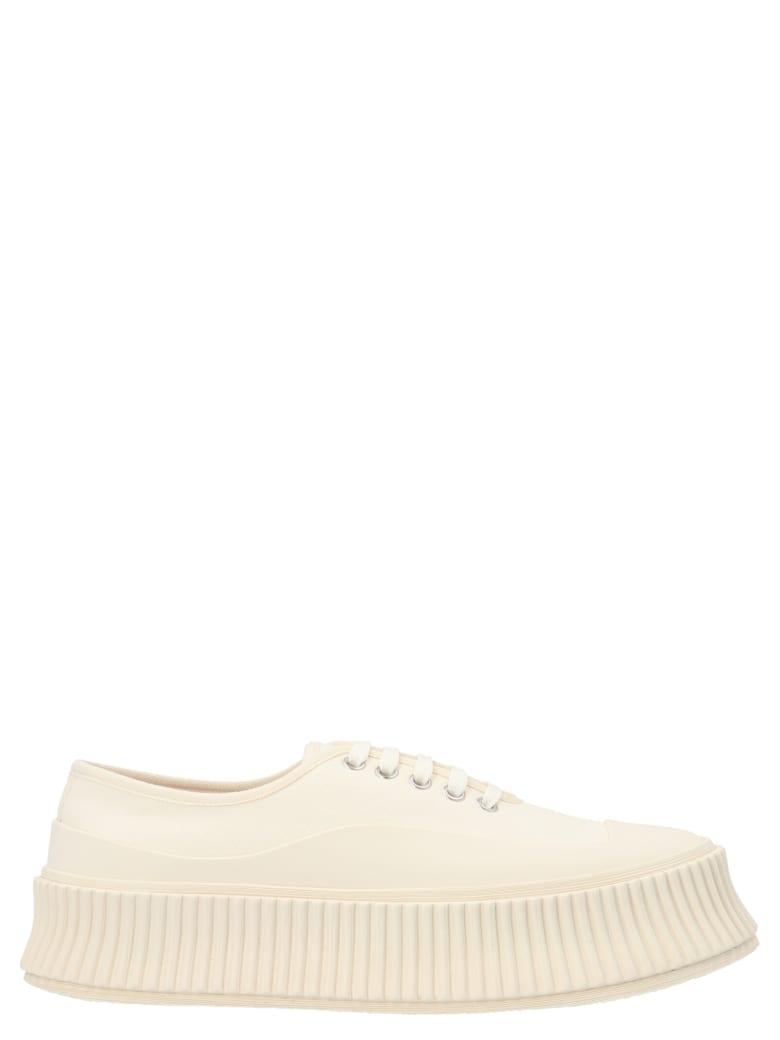 Jil Sander 'olona' Shoes - White