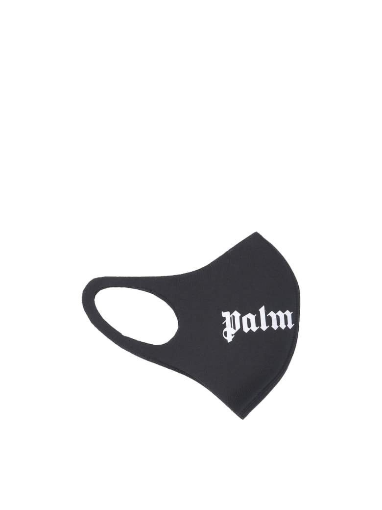 Palm Angels Scarf - Black