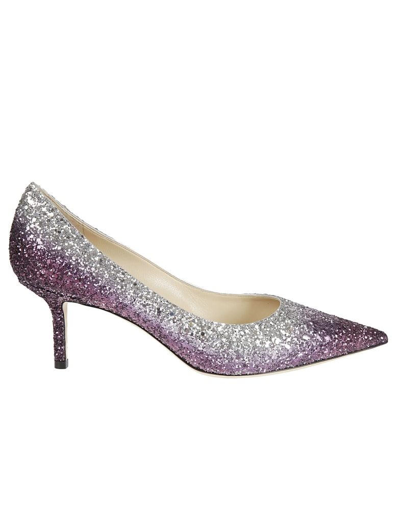 Jimmy Choo Love 65 Pumps - Plum