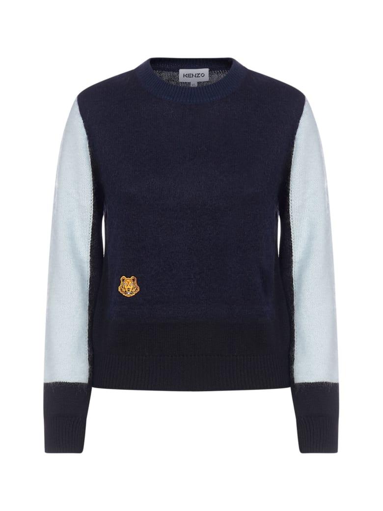 Kenzo Sweater - Blu