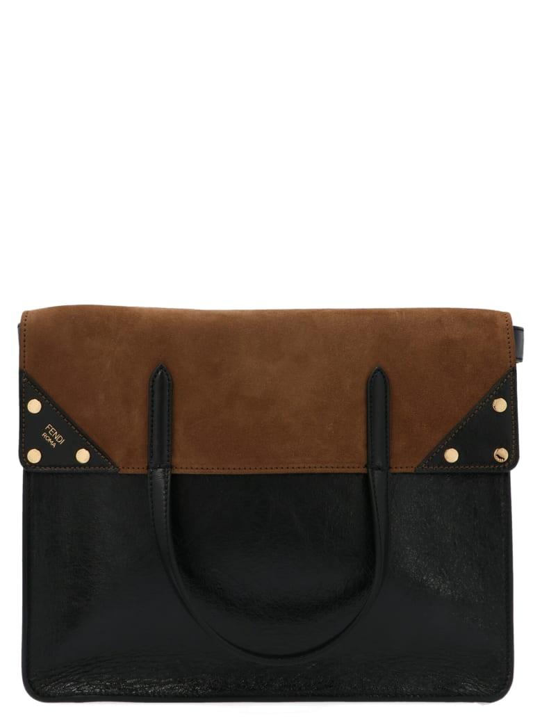 Fendi 'fendi Flip' Bag - Multicolor