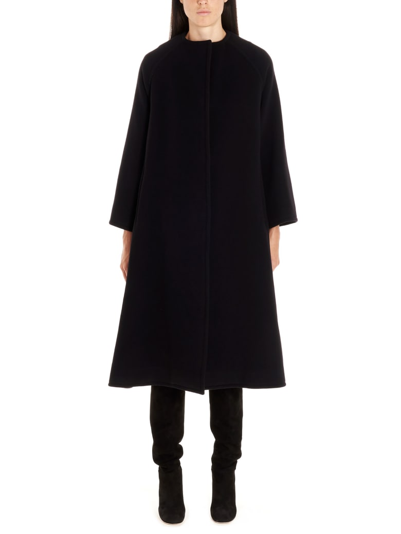 Gianluca Capannolo 'helen' Coat - Black