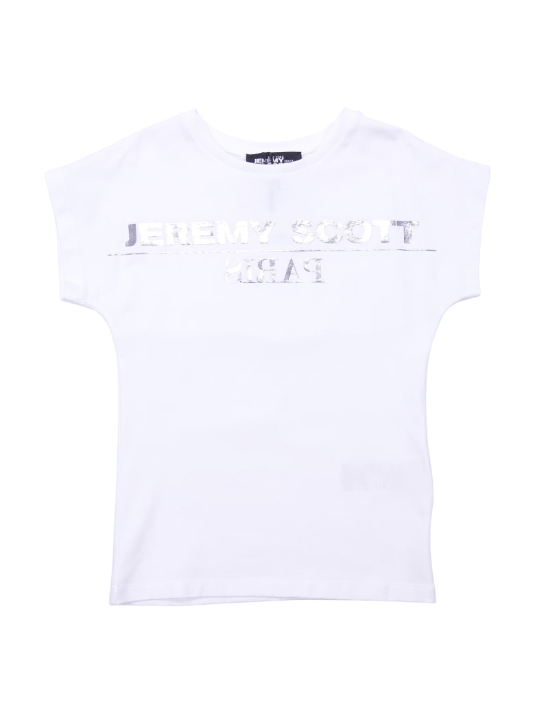 Jeremy Scott T-Shirt - Bianco