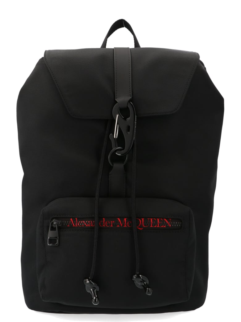 Alexander McQueen 'urban' Bag - Black