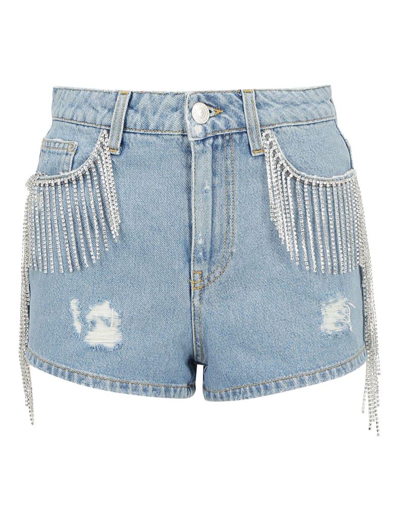 Chiara Ferragni Denim Shorts - Denim