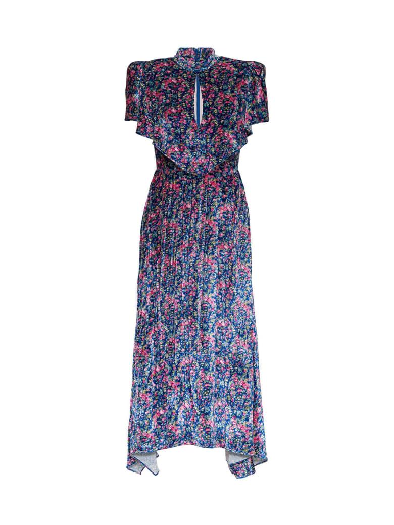 Philosophy di Lorenzo Serafini Long Floral Dress - Multicolor