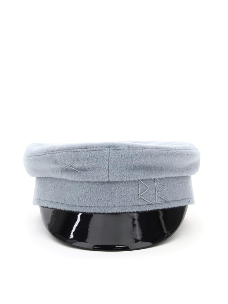 Ruslan Baginskiy Rb Baker Boy Hat - GREY (Grey)
