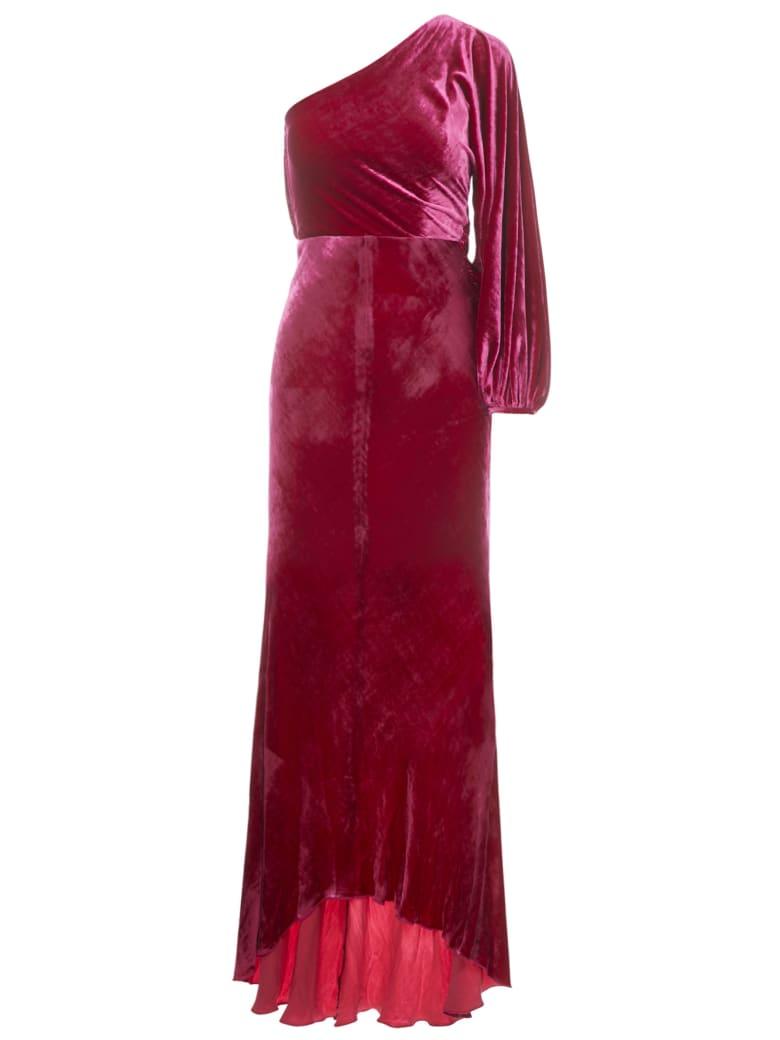 Maria Lucia Hohan Amaris Dress - Fuxia