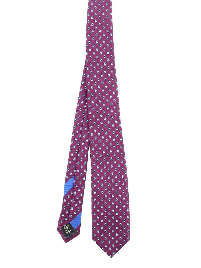 Ermenegildo Zegna Tie - E Blue