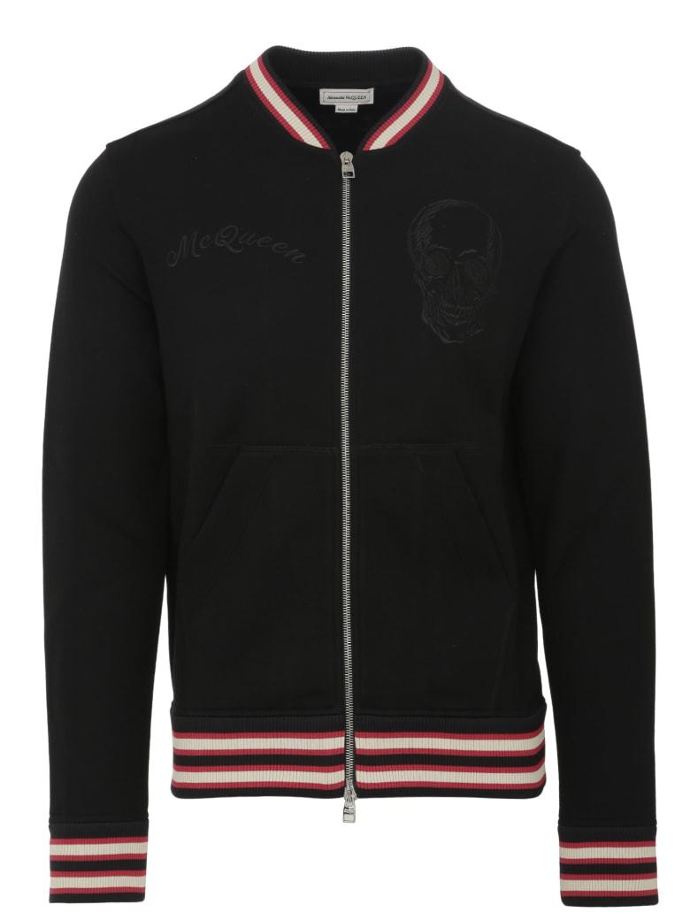 Alexander McQueen Sweatshirt - Black