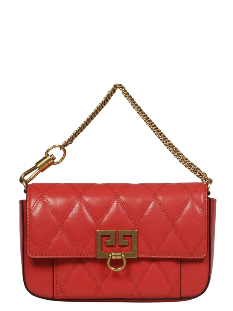 Givenchy Shoulder Bag - Red