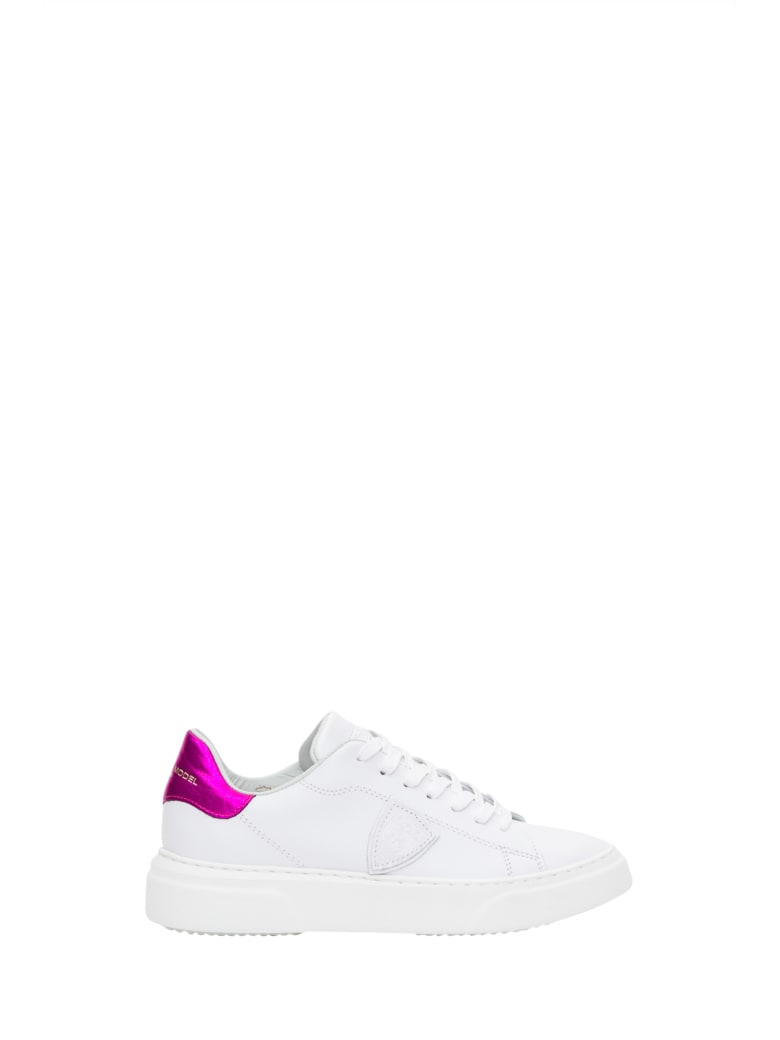 Philippe Model Temple Sneakers - Bianco
