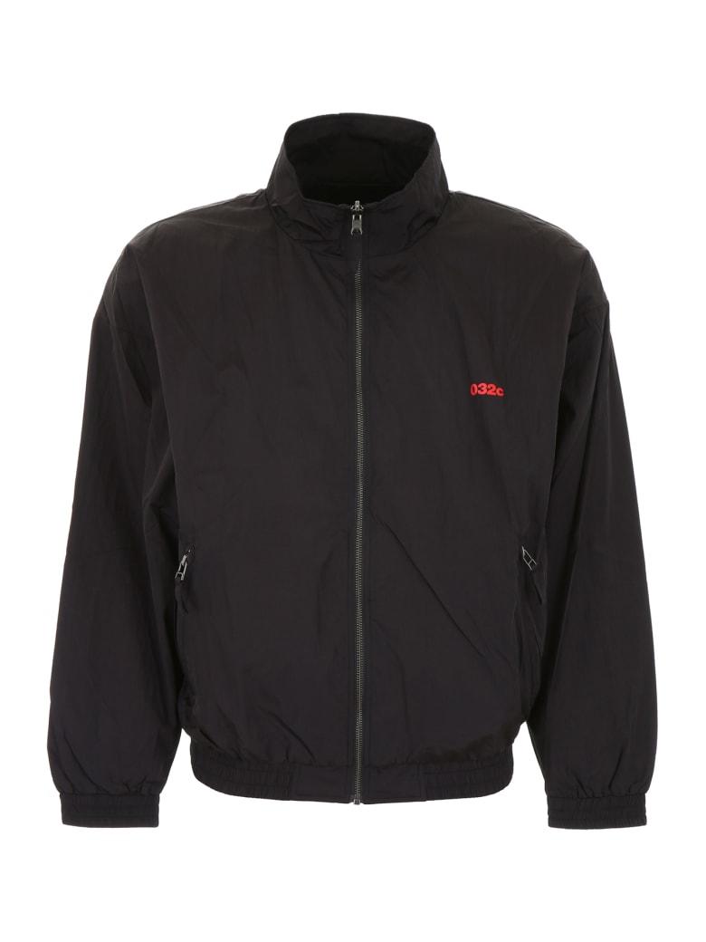 032c Reversible Logo Jacket - BLACK (Black)