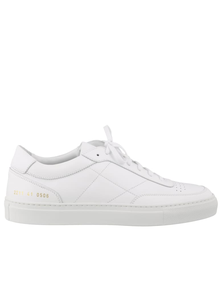Common Projects Classic Resort Sneakers - White