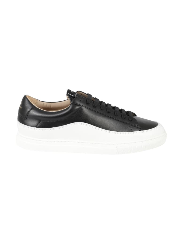 Zespà Sneakers - Black White Nera Bianca