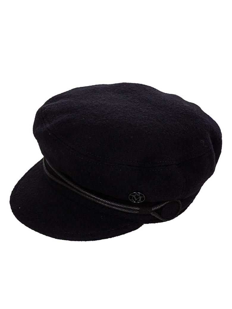 Maison Michel New Abby Hat - Navy