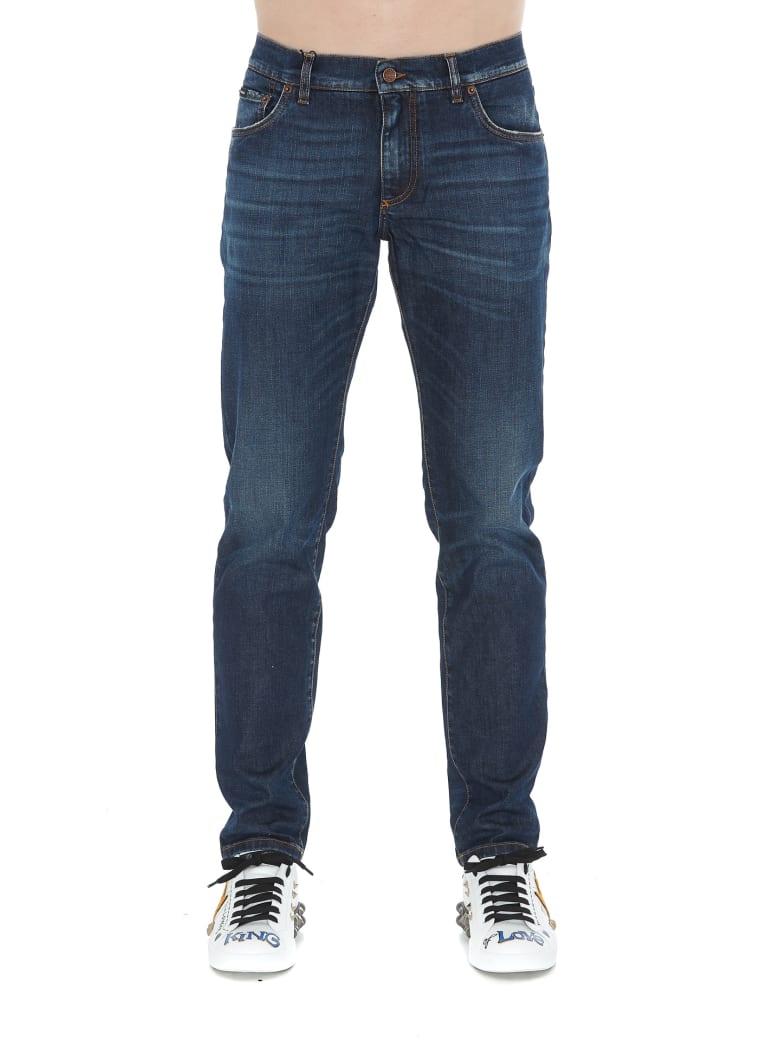 Dolce & Gabbana Denim Jeans - Blue