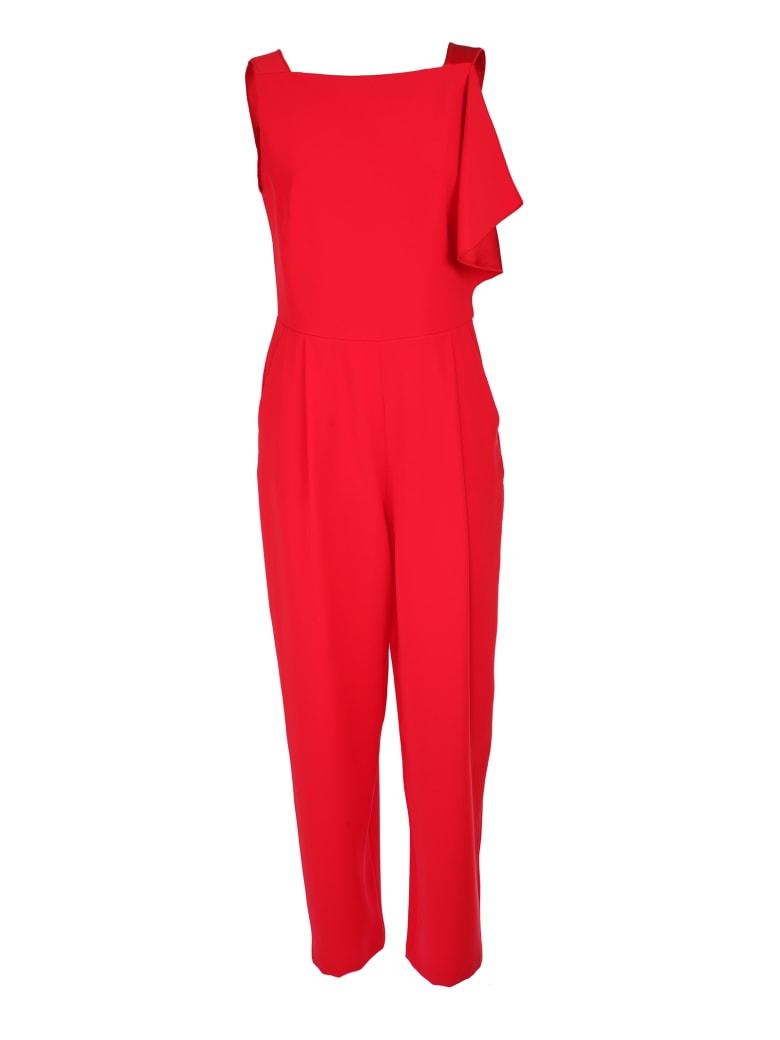 Emporio Armani suit - Rosso