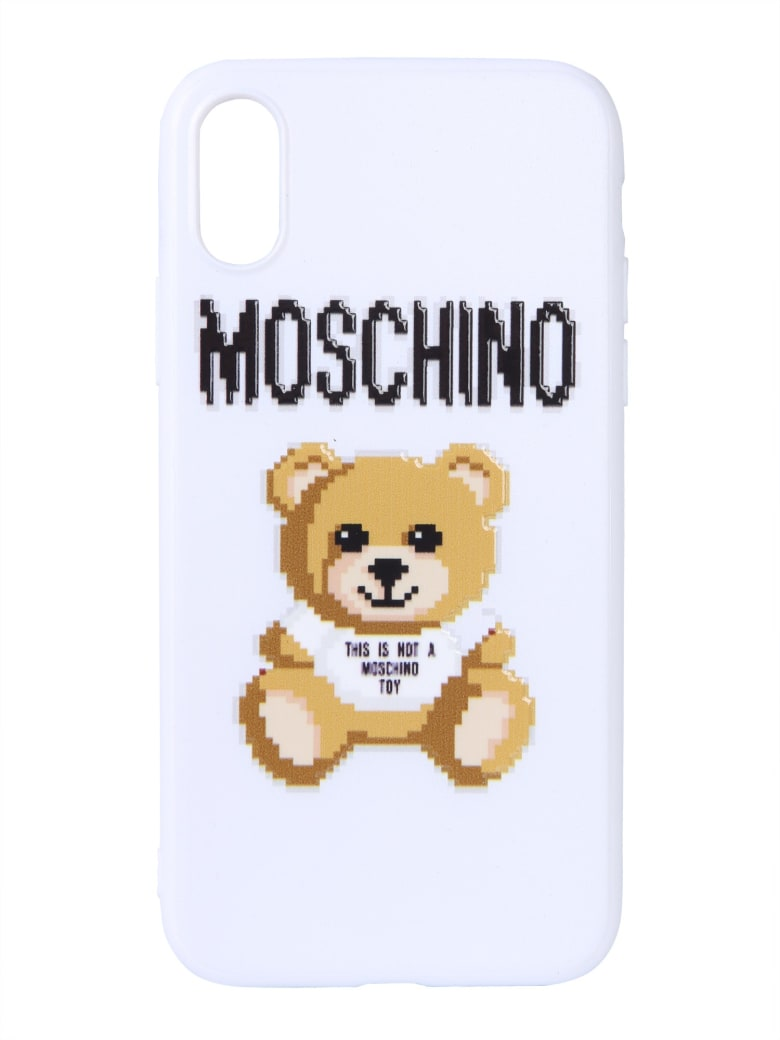 Moschino Iphone X/xs Cover - MULTICOLOR