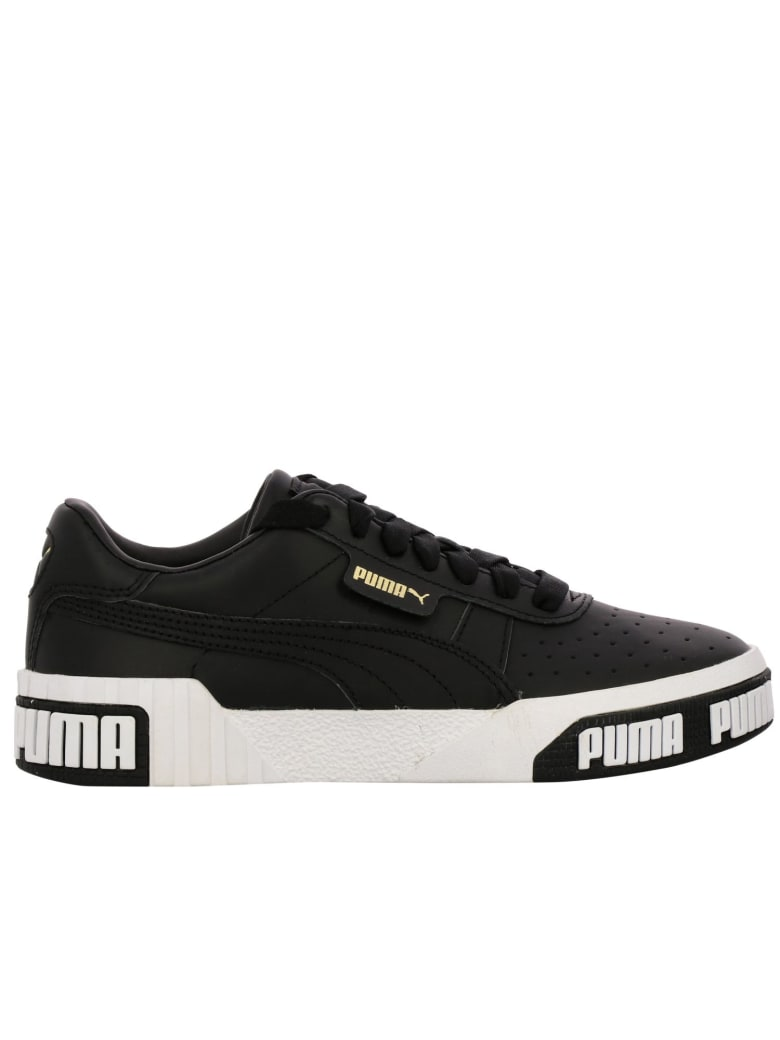 Puma Sneakers Shoes Women Puma - black