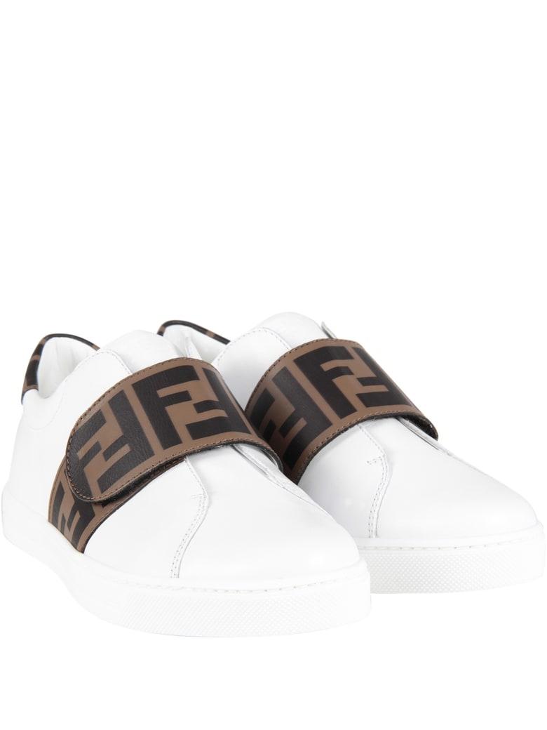 fendi kids sneaker off 53% - www