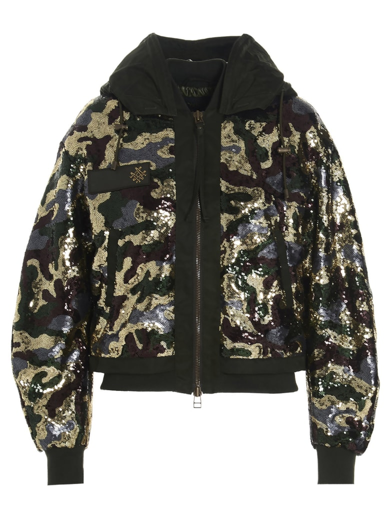 Mr & Mrs Italy Jacket - Multicolor