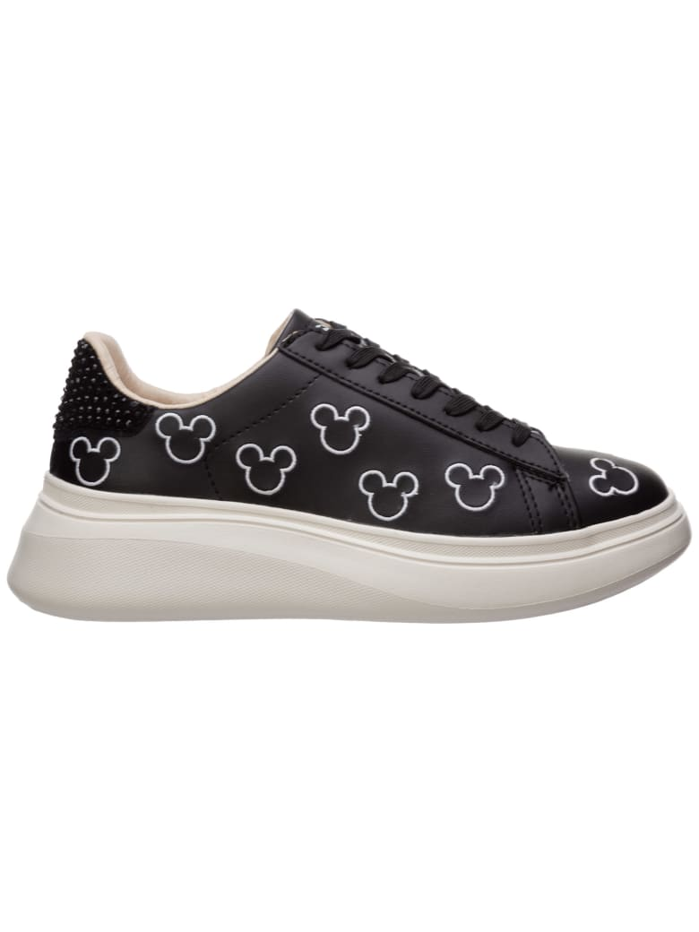 M.O.A. master of arts Moa Master Of Arts Disney Mickey Mouse Sneakers - Nero
