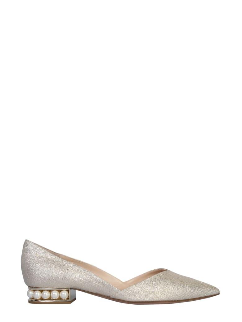 Nicholas Kirkwood Casati D'orsay Ballerina - ARGENTO