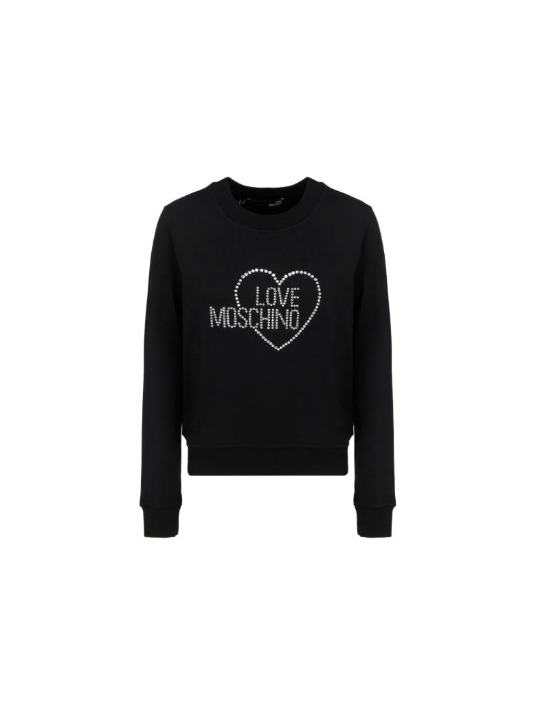 Love Moschino Moschino Love Sweatshirt - Black