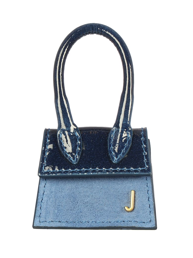 Jacquemus Le Petit Chiquito - Shaded Blue Shaded Blue