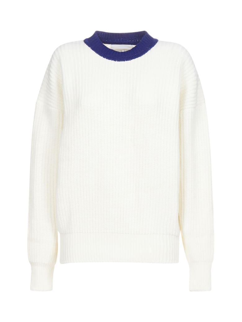 Valentine Witmeur Lab Sweater - Offwhitemauve