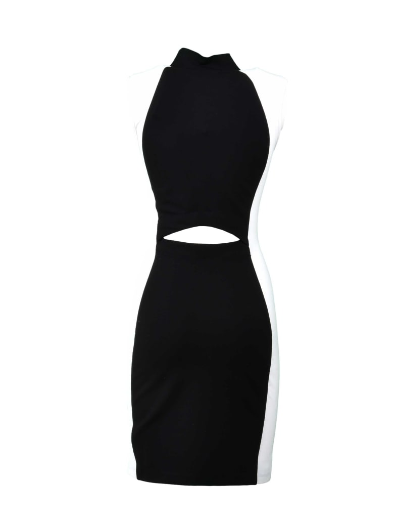 Kendall + Kylie Fitted Dress - Blk Black