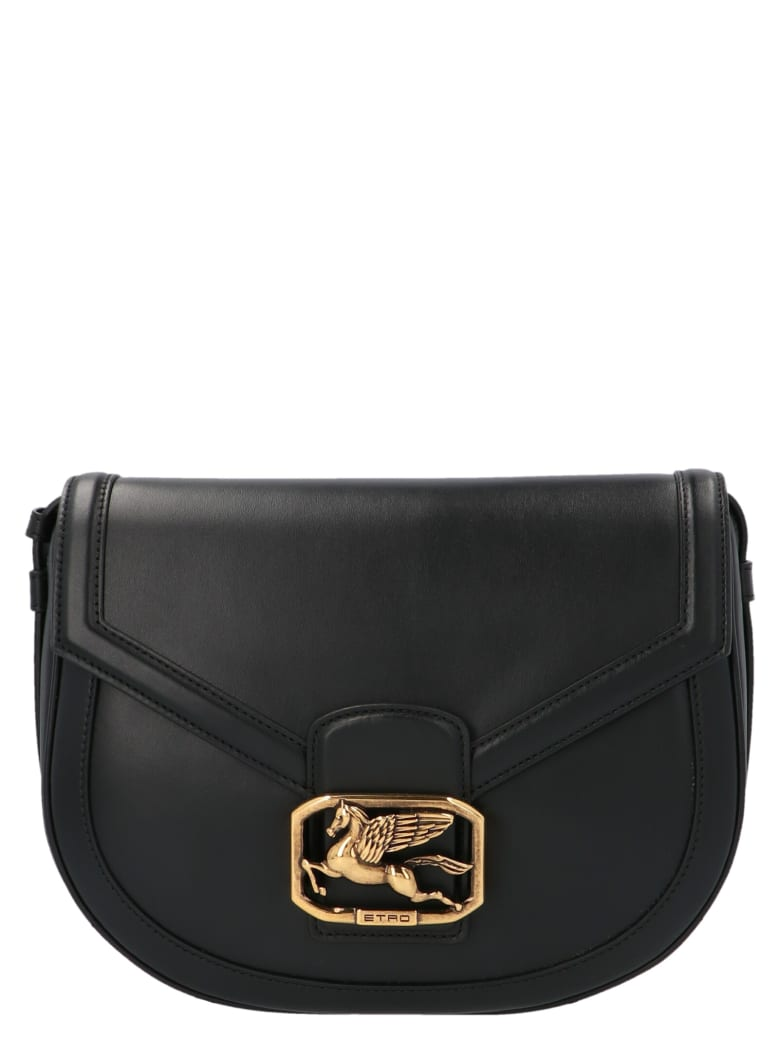 Etro 'pegaso' Bag - Black