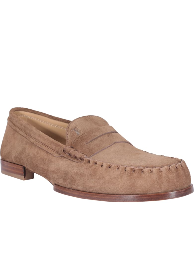 Tod's Loafers - Cuoio