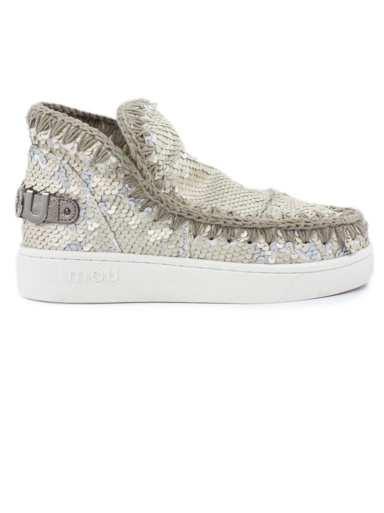 Mou Summer Eskimo Sneaker - Beige