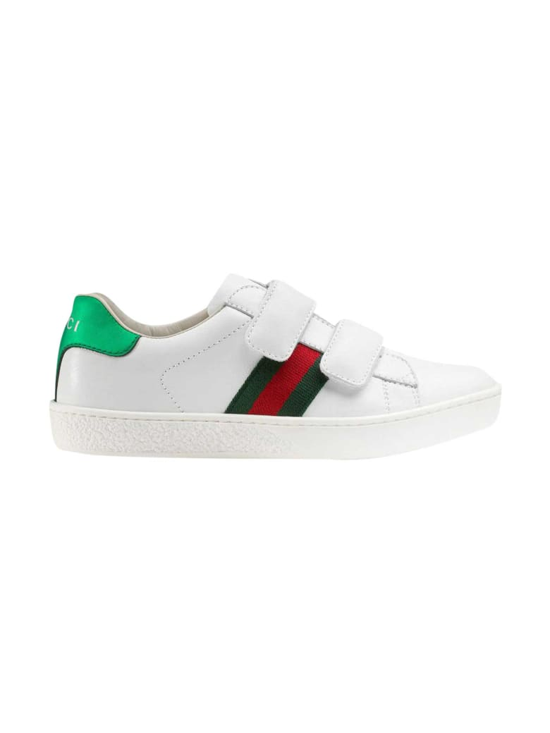 Gucci White Sneakers - Bianco
