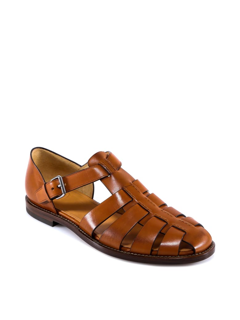Church's Fisherman Shoe - Walnut