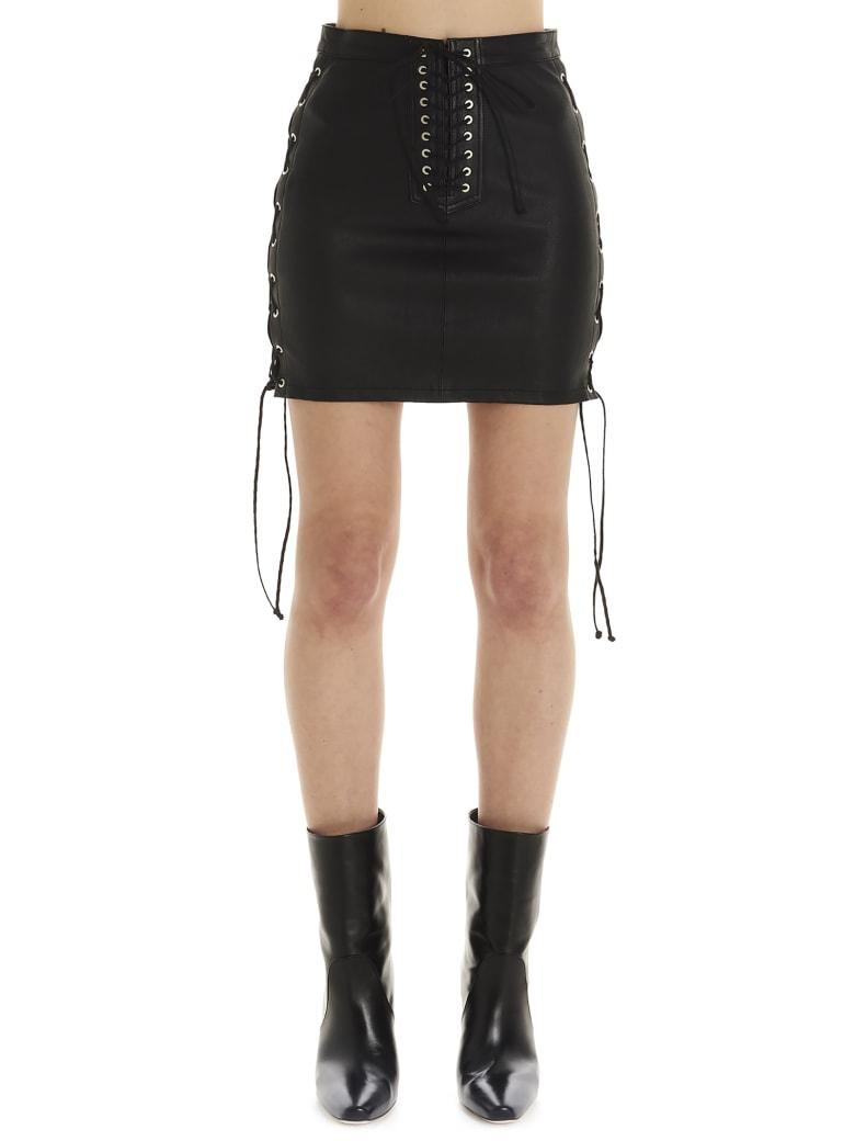 Ben Taverniti Unravel Project Skirt - Black