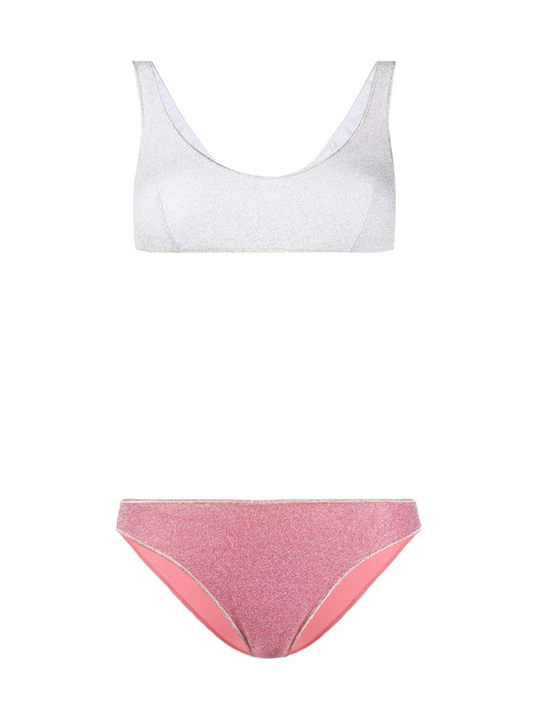 Oseree Bra Sporty Lumiere - Silver Pink Silver Pink
