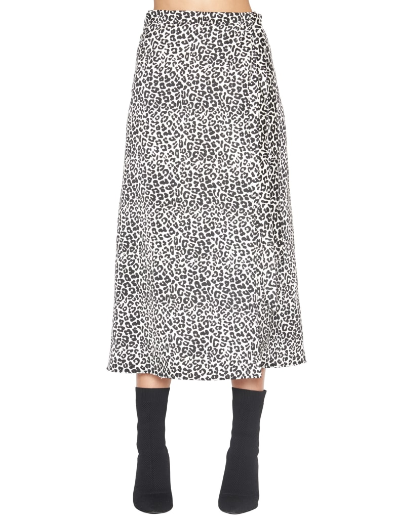 WANDERING Skirt - Black&White