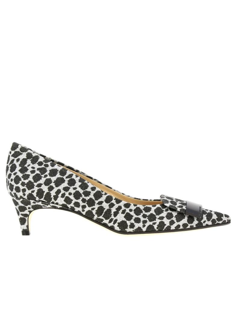 Sergio Rossi Pumps Shoes Women Sergio Rossi - silver