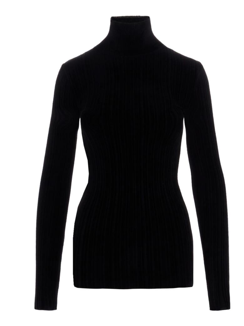 Antonino Valenti 'violet' Sweater - Black